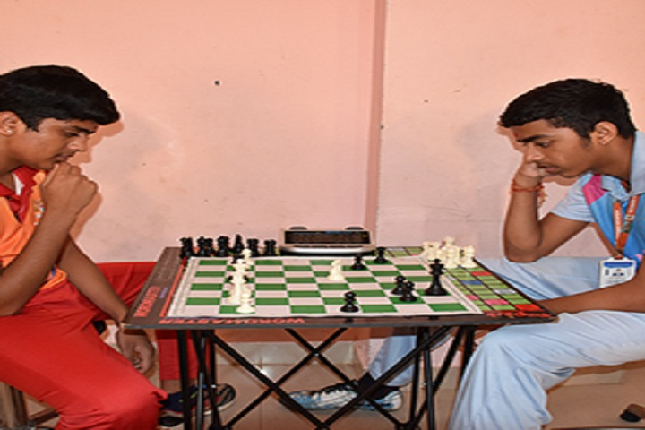 Shree Neelkanth Vidyapeeth International School-Games