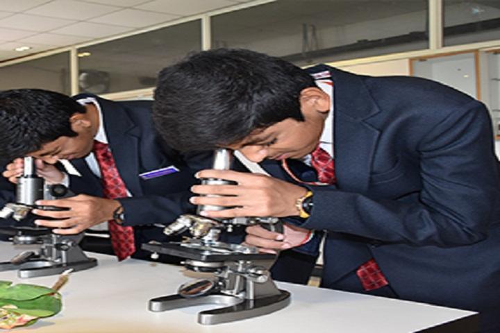 Shree Neelkanth Vidyapeeth International School-Laboratory
