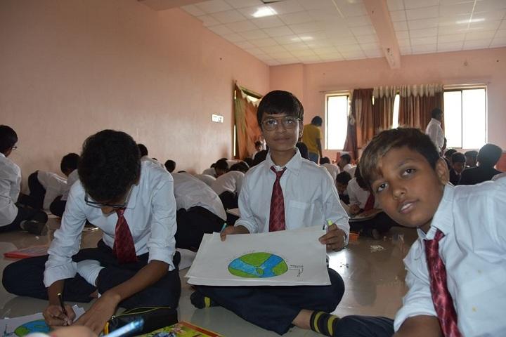 Shree Neelkanth Vidyapeeth International School-Drawing Competition