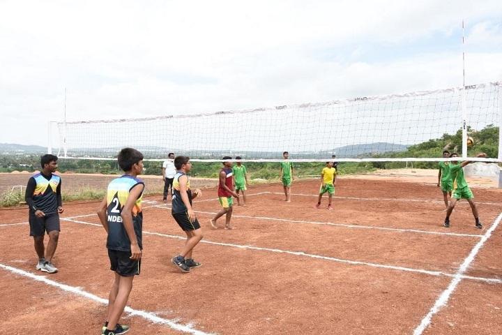 Shree Neelkanth Vidyapeeth International School-Sports
