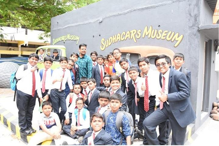 Shree Neelkanth Vidyapeeth International School-Tour