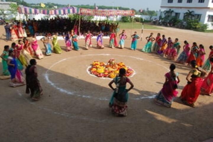 New Little Flower School-Festival Celebrations