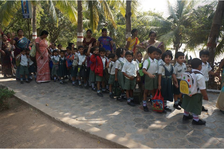 Oasis Public School-Educational Tour- 2