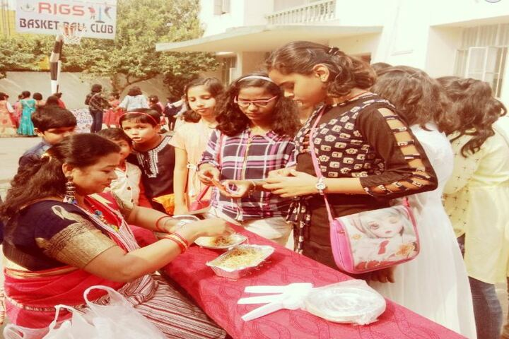 Raza International Girls School-Childrens Day