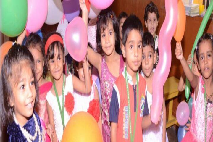 Raza International Girls School-KG