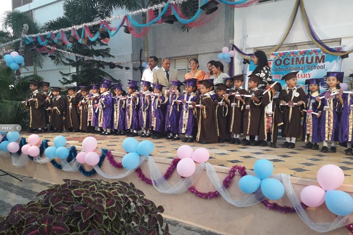 Ocimum International School-Graduation Day