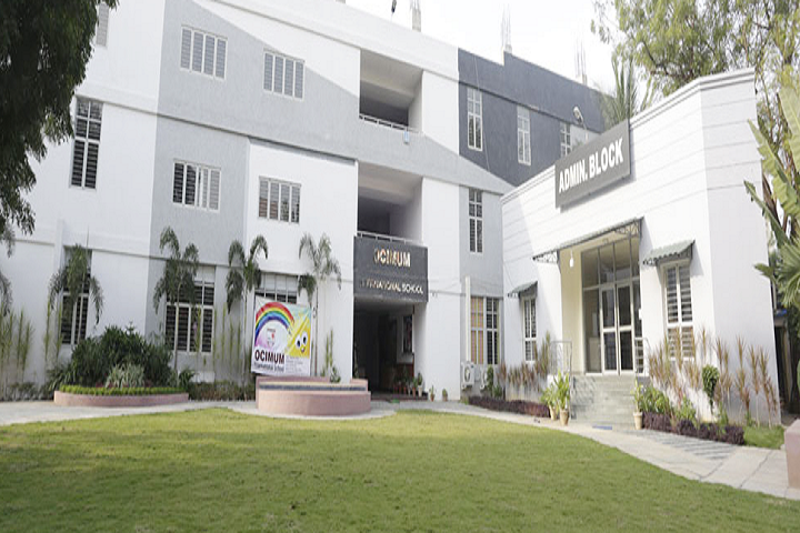 Ocimum International School-Campus