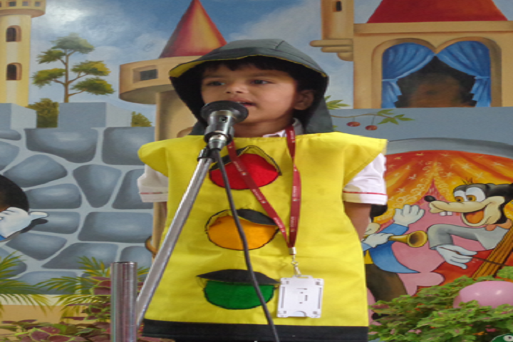 Ocimum International School-Christmas Singing