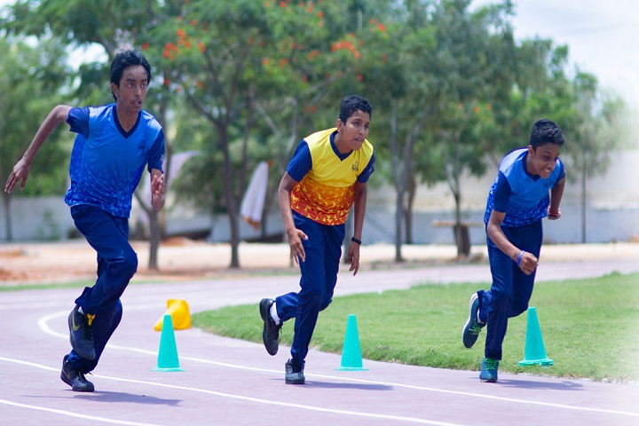 Open Minds A Birla School-Running Competition