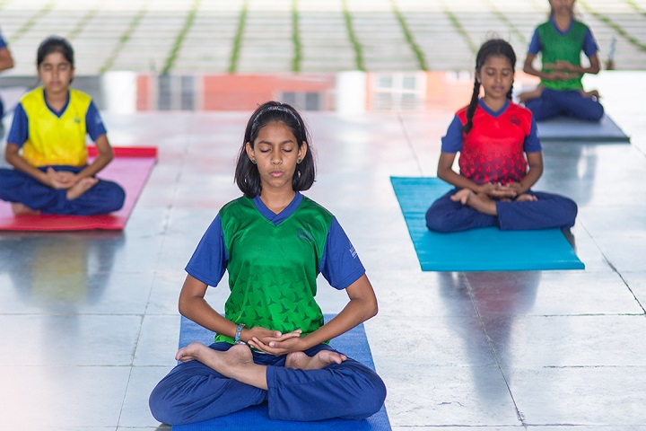 Open Minds A Birla School-Yoga