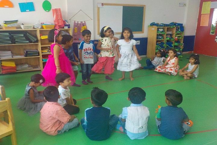 Open Minds A Birla School-Dance Room