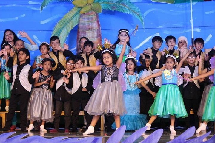 Open Minds A Birla School-Dance