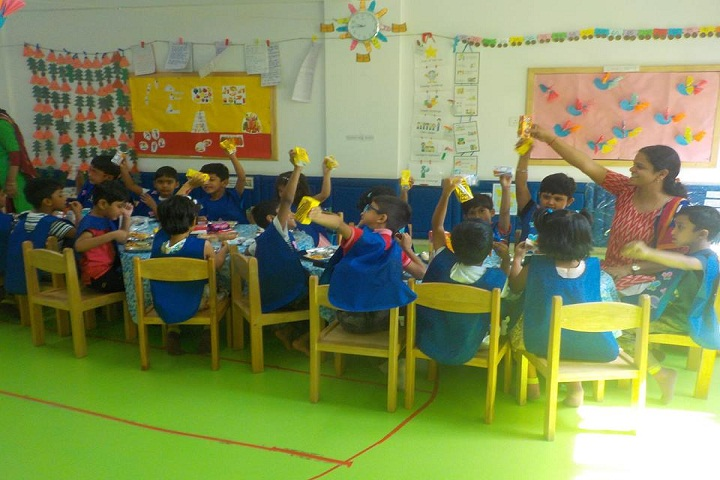 Open Minds A Birla School-Kids Area