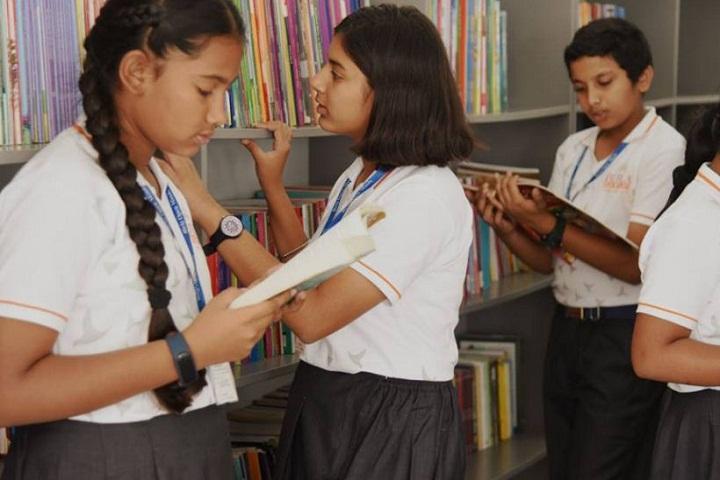 Open Minds A Birla School-Library