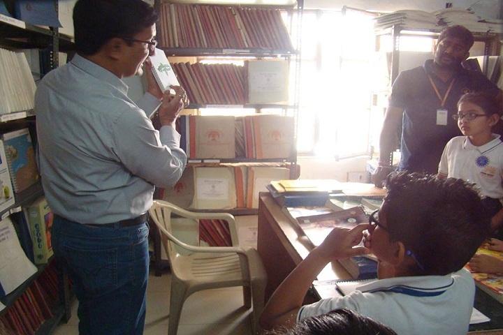 Open Minds A Birla School-Library1