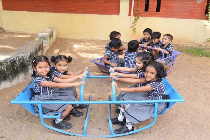 P Obul Reddy Public School-Kindergathen