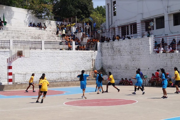 P Obul Reddy Public School-Sports