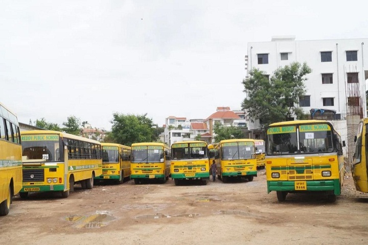 P Obul Reddy Public School-Transport