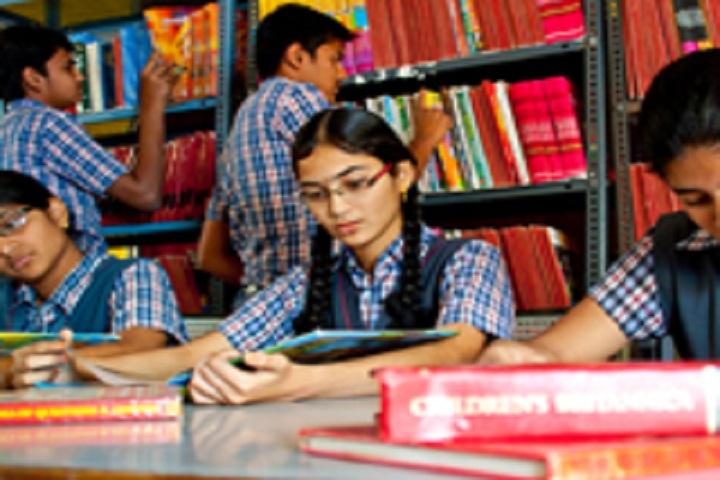 Paramita Heritage School-Library
