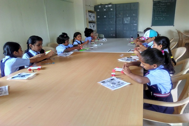 Pearson School-Art Room