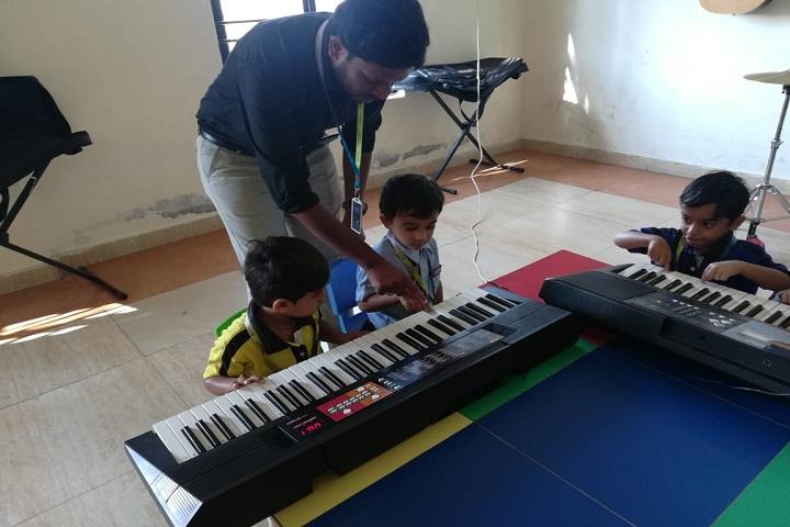 Pearson School-Music Room