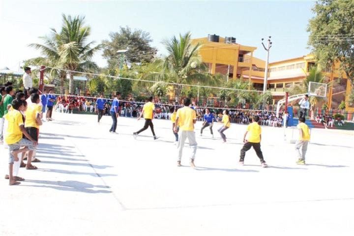 Chavara Academy-Games