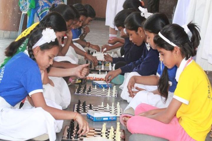 Chavara Academy-Indoor Games