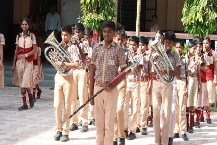 Chavara Academy-Parade