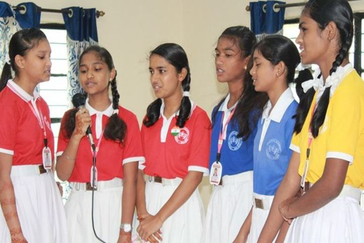 Chavara Academy-Singing
