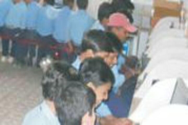 Regional Secondary School-Computer Lab