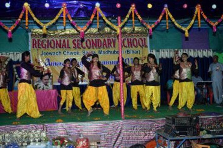 Regional Secondary School-Dance