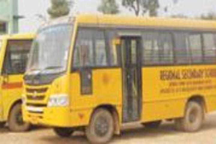 Regional Secondary School-Schools Buses