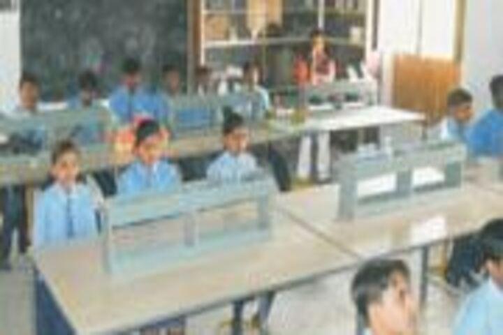 Regional Secondary School-Science Lab