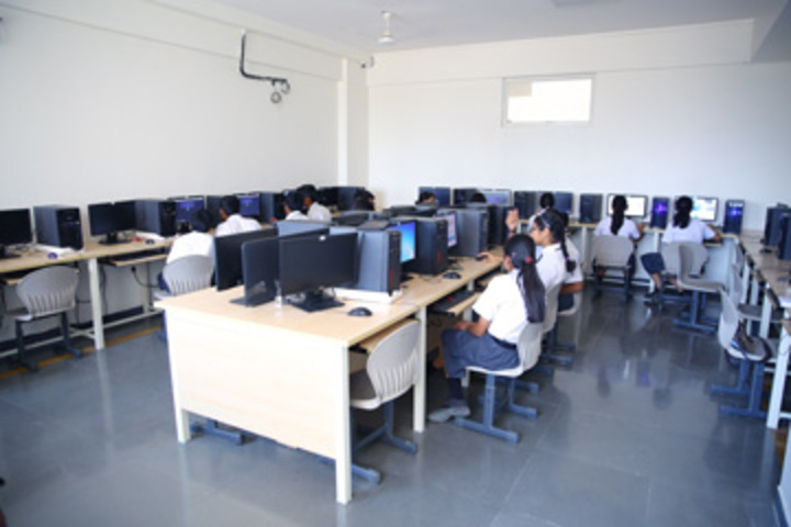 Phoenix Greens School Of Learning-Computer Lab