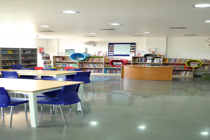 Phoenix Greens School Of Learning-Library