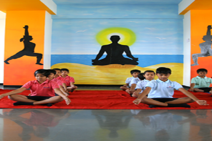 Phoenix Greens School Of Learning-Yoga Room