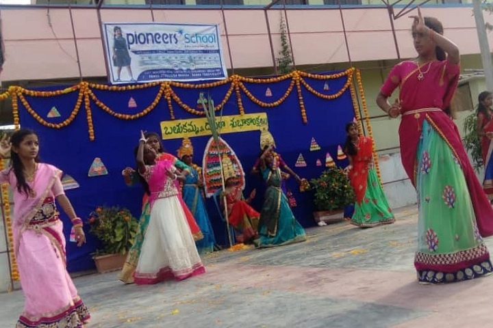 Pioneers International School-Festival Celenbrations