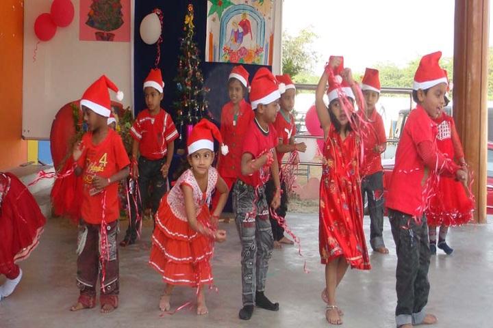 Pioneers International School-Chritmas Celebrations
