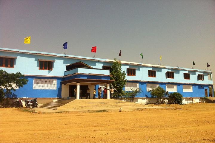 Pioneers International School-School Building