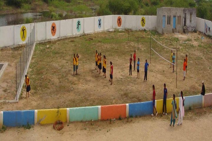 Pioneers International School-Ground