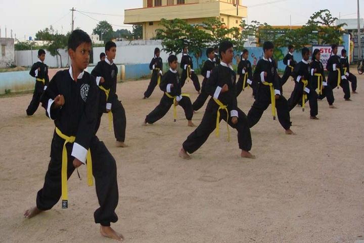 Pioneers International School-Karate