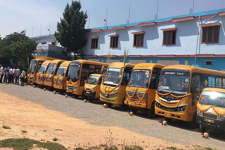 Pioneers International School-Transport