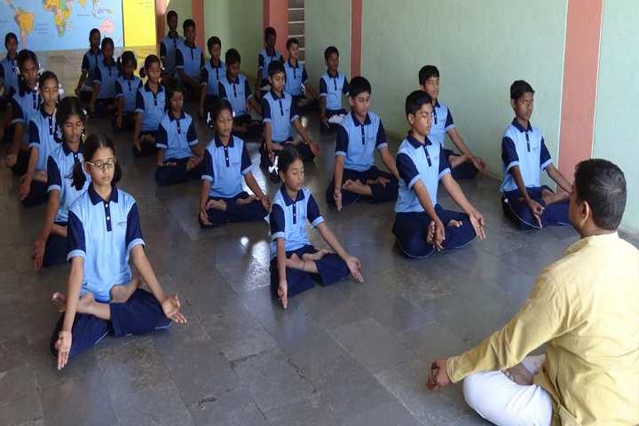 Pioneers International School-Yoga