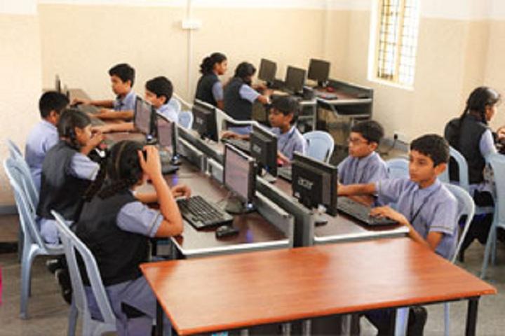 Pragathi Central School-IT Lab
