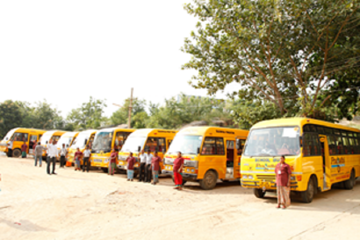 Pragathi Central School-Transport