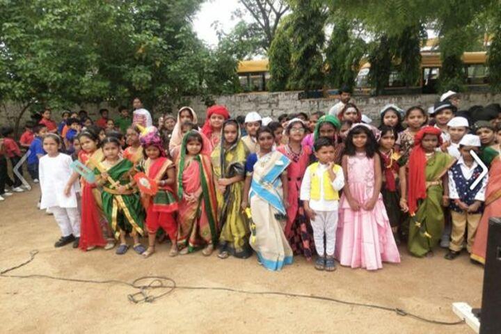 Radcliffe School-Childrens Day