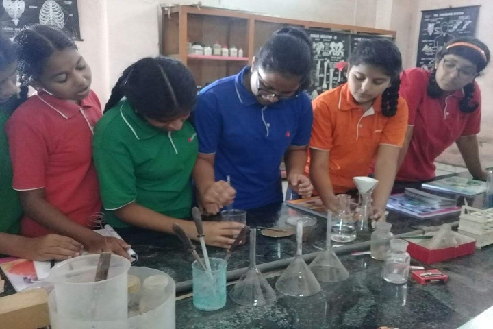 Radcliffe School-Chemistry Lab