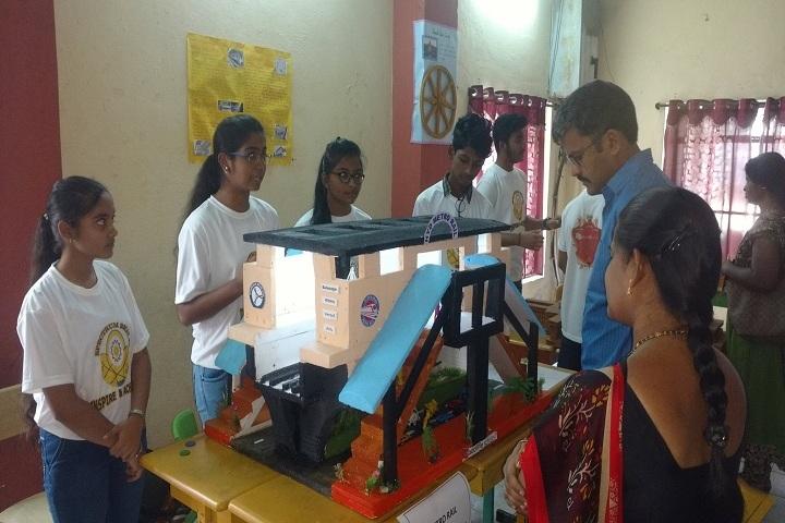Radcliffe School-Exhibition