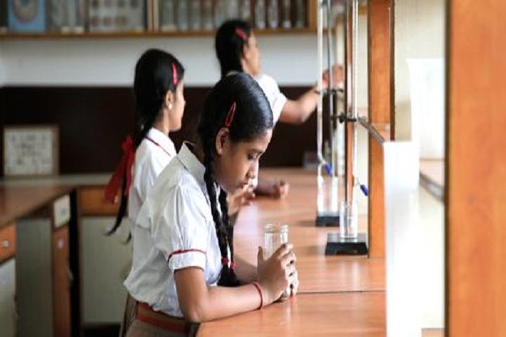 Radcliffe School-Physics Laboratory