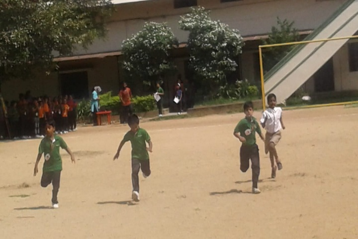 Radcliffe School-Sports